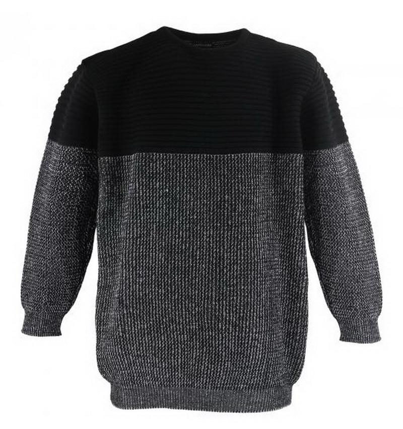 ffd542ca778e Ein Eyecatcher für Trendsetter – die XXXL Pullover von LAVECCHIA ! Lavecchia  Übergrößen Feinstrick Pullover.